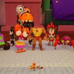 In MisBits vermöbelt ihr Gegner mit Riesengurken und klaut ihre Köpfe
