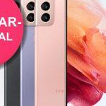 Samsung Galaxy S21 mit 40 GB LTE im Tarifangebot bei MediaMarkt